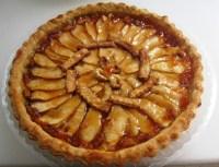 Butterscotch apple Pie