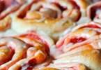 Cherry Cinnamon Rolls - TheRecipe.Website