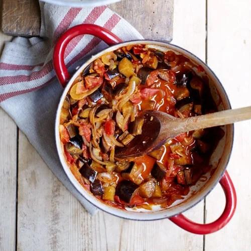 Eggplant Parmigiana and Macaroni recipe from onlinerecipe.club