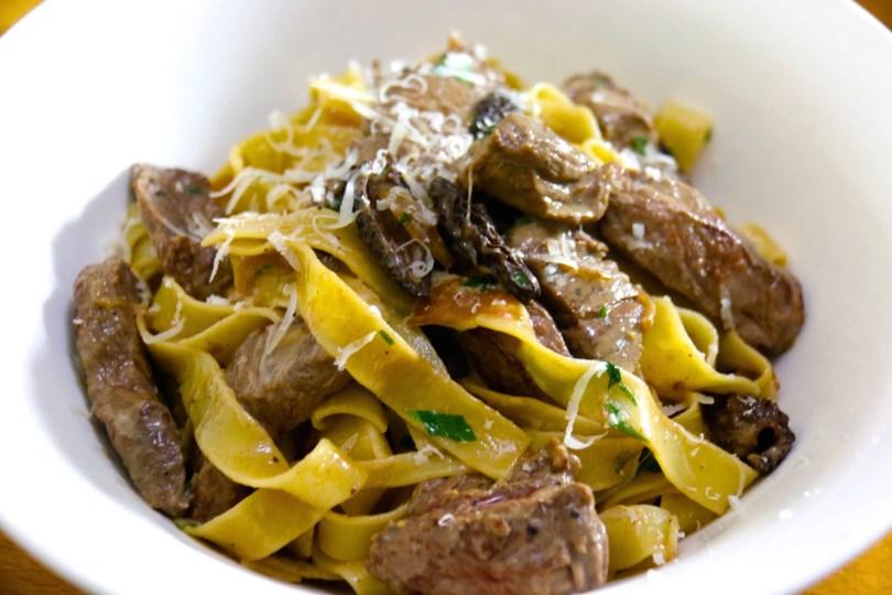 Lone Star Steak and Pasta - TheRecipe.Website
