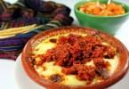 Melted Cheese with Chorizo - Queso Fundido Con Chorizo - TheRecipe.Website