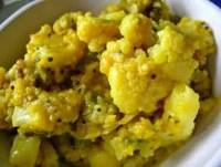 Indian Mustard Cauliflower and Broccoli - TheRecipe.Website