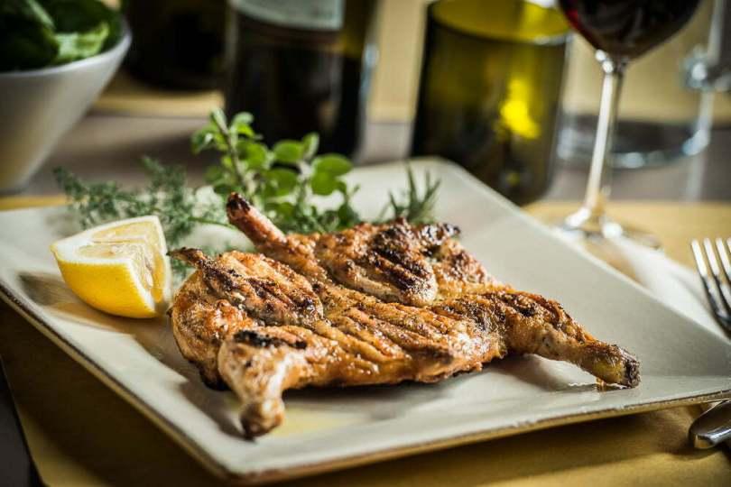 Italian Deviled Chicken - Pollo alla Diavola - Onlinerecipe.website