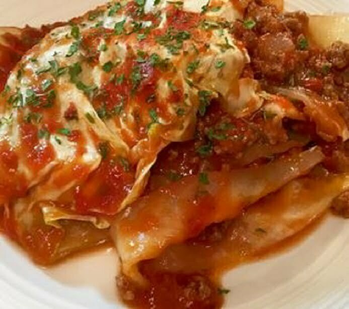 Pork and Cabbage Casserole - TheRecipe.Website