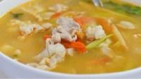 Chilli Crab Soup