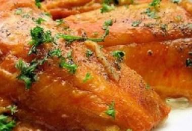Grilled Kippered Herring - TheRecipe.Website