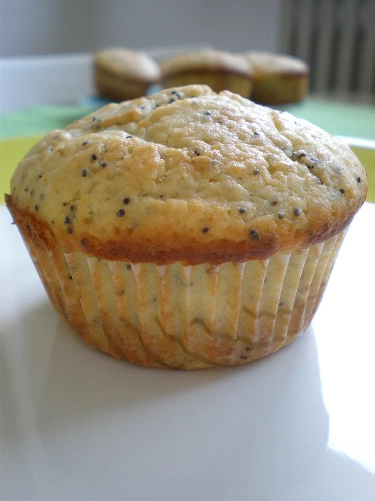 Lemon Ginger Muffins - Onlinerecipe.website