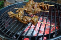 Peruvian Marinated Beef Heart - Anticuchos - Onlinerecipe.website