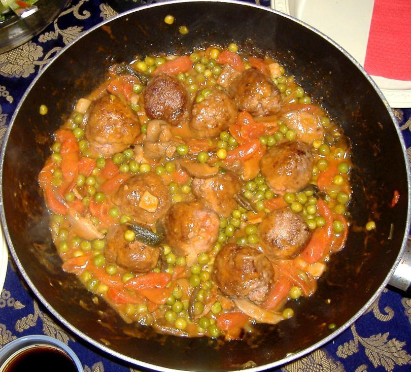 Italian Meatball Soup - Polpettine in Brodo - Onlinerecipe.website