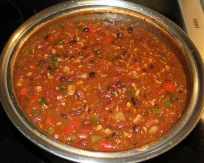 Vegetarian Chilli - onlinerecipe.club