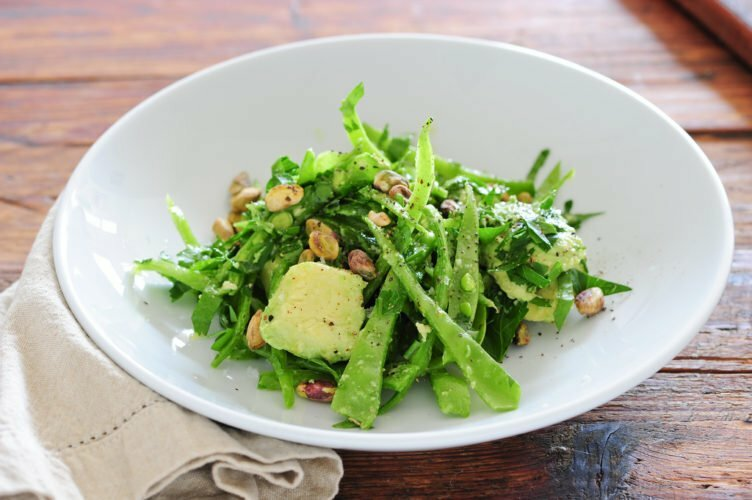 Green Goddess Salad - Onlinerecipe.club