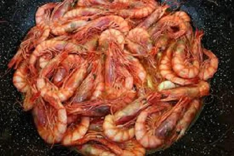 Shrimp Venetian Style - Scampi alla Veneziana - TheRecipe.Website