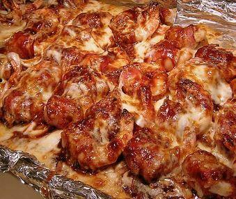 Bacon Wrapped Shrimp - TheRecipe.Website
