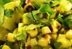 Chayote Salad - Ensalada de Chayote - TheRecipe.Website