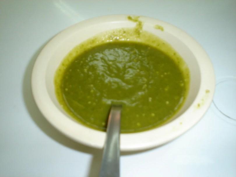 Green Salsa - Salsa Verde Cruda - TheRecipe.Website