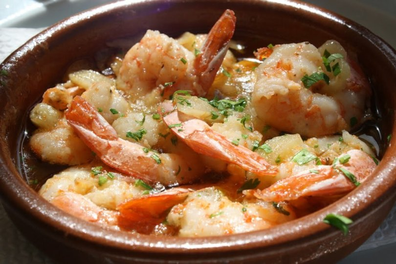 Spanish Garlic Shrimp - Gambas al Ajillo - Therecipe.website