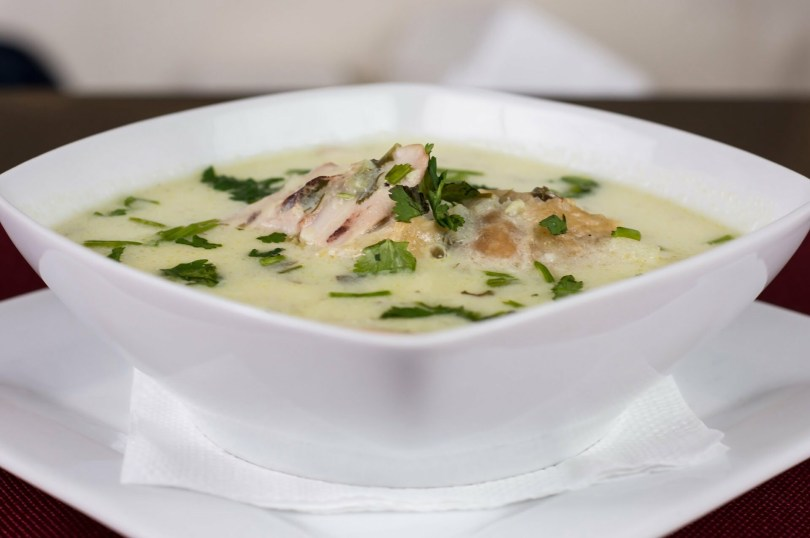 Chicken and Almond Soup - TheRecipe.Website
