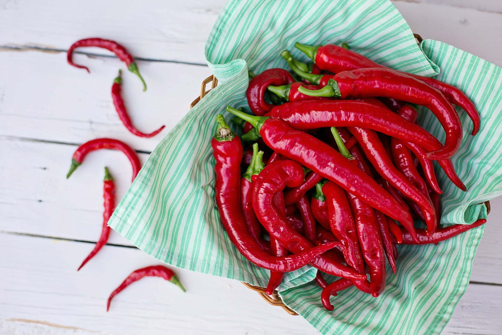 Cayenne Peppers - TheRecipe.Website