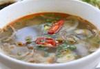 Thai Rice Soup