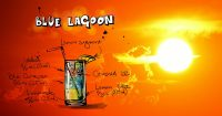 Blue Lagoon - TheRecipe.Website