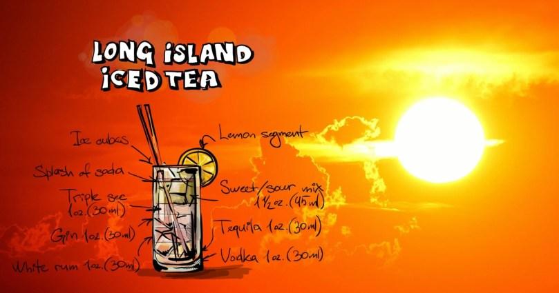 Long Island Iced Tea The Recipe Website