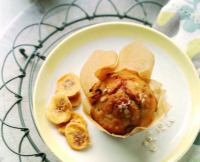 Banana & Peanut Butter Muffins - TheRecipe.Website