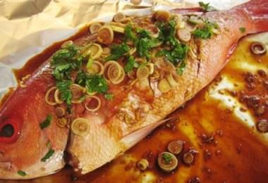 Seafood Stuffed Seafood