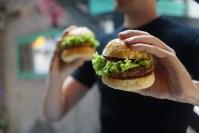 Miso Bean Burger - TheRecipe.Website