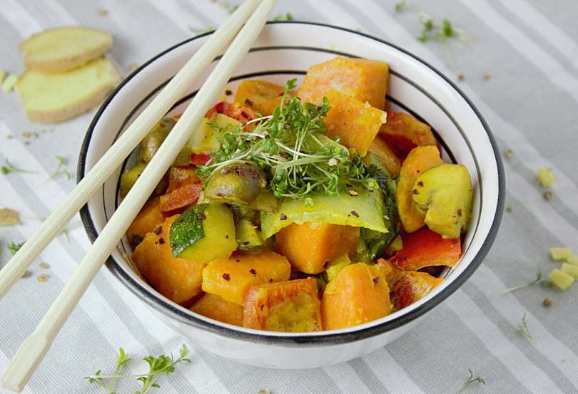 Vegetable Curry - TheRecipe.Website