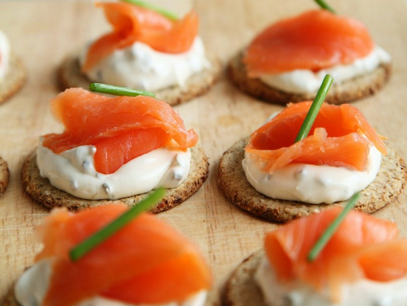 Canapes - TheRecipe.Website