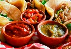Fast Salsa Dip For Pitta Bread