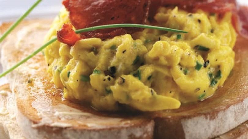 Breakfast Bacon Stack