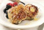 Bran Flake Breakfast Pancakes