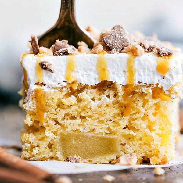 Toffee Cake Filling