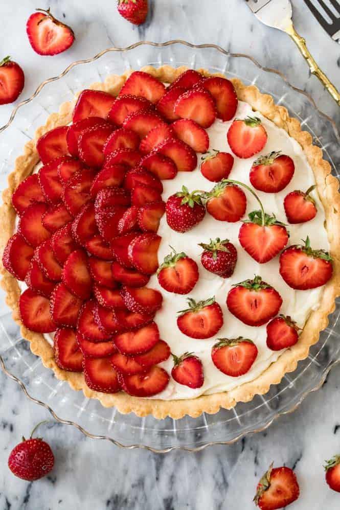 Strawberry Tart The Recipe Critic