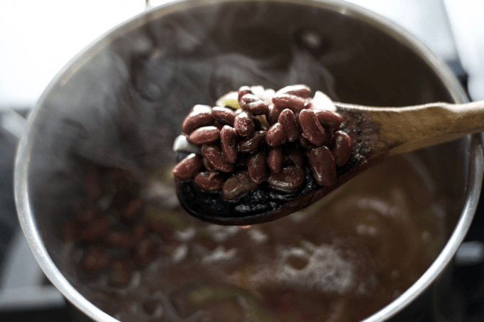 Honduran Red Beans