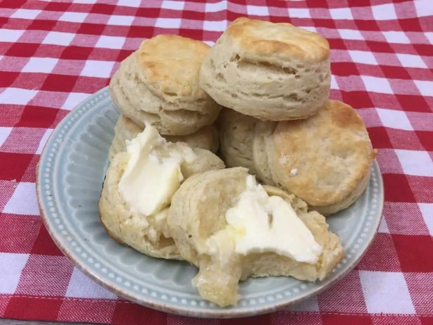 how to make biscuits from scratch all purpose flour