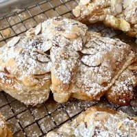 Perfect Homemade Almond Croissants