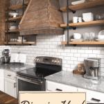 Kitchen Hood Ideas Diy And Create Range Vent Hood