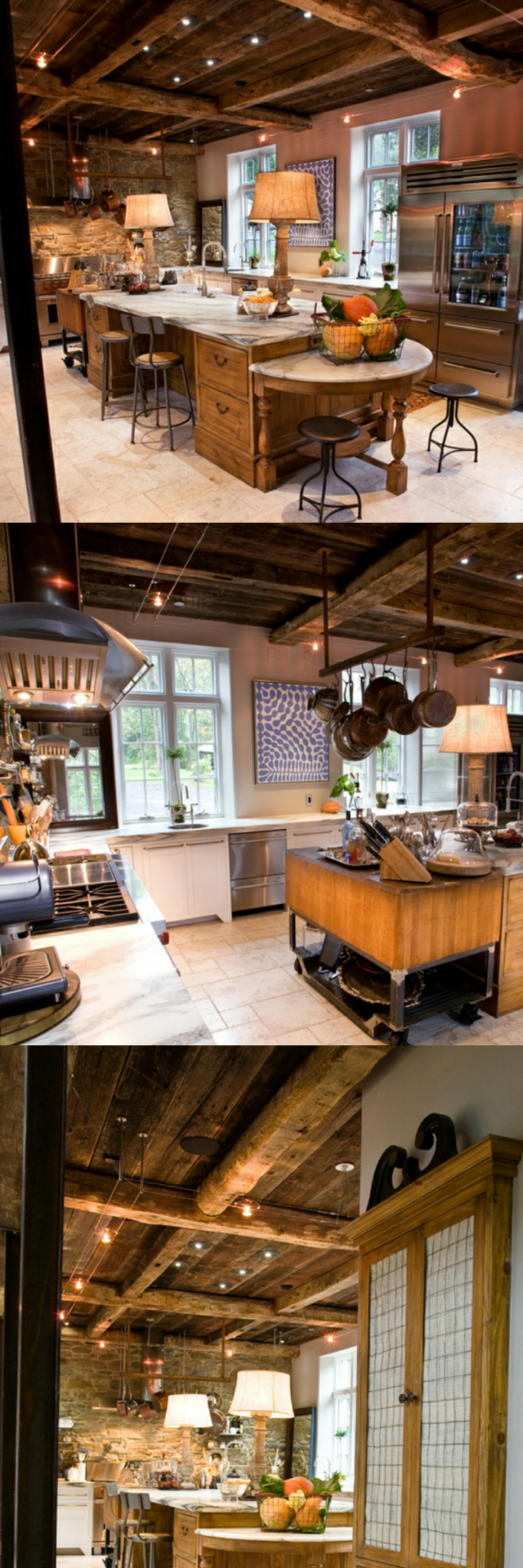 small kitchen ceiling ideas