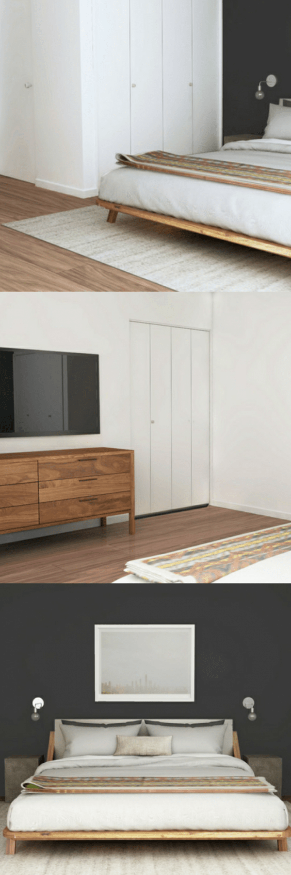 decorating ideas for small master bedroom
