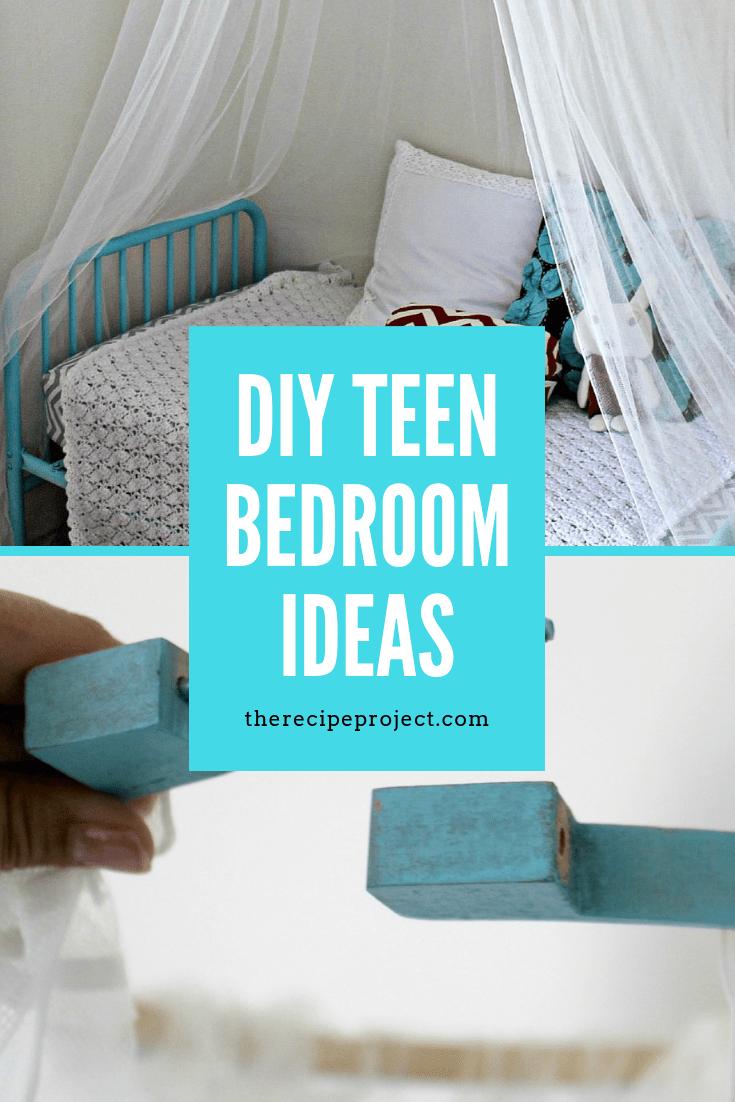 small bedroom storage ideas diy