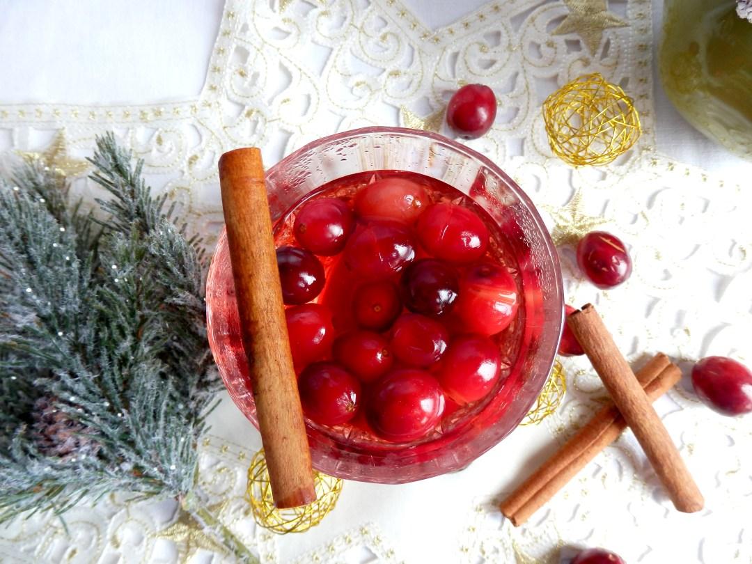 Cranberry Grog