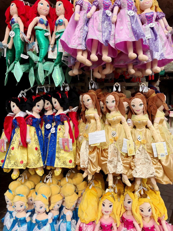 Disney-Puppen