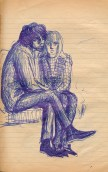 33 SB Couple cuddling