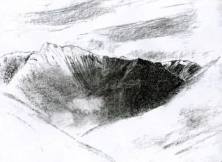 129 Mt Canigou, Pyrenees