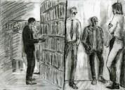 38 Public library/recklessfruit1/janeadamsart