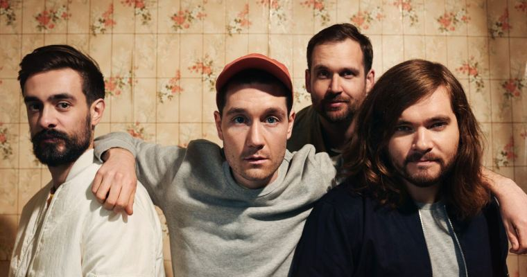 """BASTILLE RELEASES """"QUARTER PAST MIDNIGHT' – (LIVE FROM ROYAL ALBERT HALL)"""" MUSIC VIDEO"""