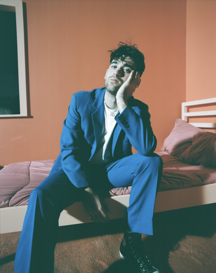 """RISING POP ARTIST ALEXANDER 23 EXPLORES HIS MANY SIDES ON DEBUT EP """"I'M SORRY I LOVE YOU"""""""