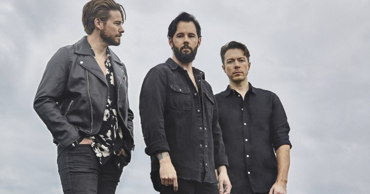 INTERVIEW WITH CANADIAN ALTERNATIVE ROCK TRIO THE MAN WHO